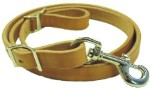 Harness Leather Tiedown