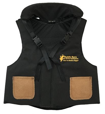 Junior Roughstock Vest With Neckroll