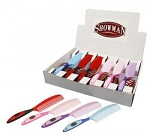 Showman Soft Tough Handle Comb