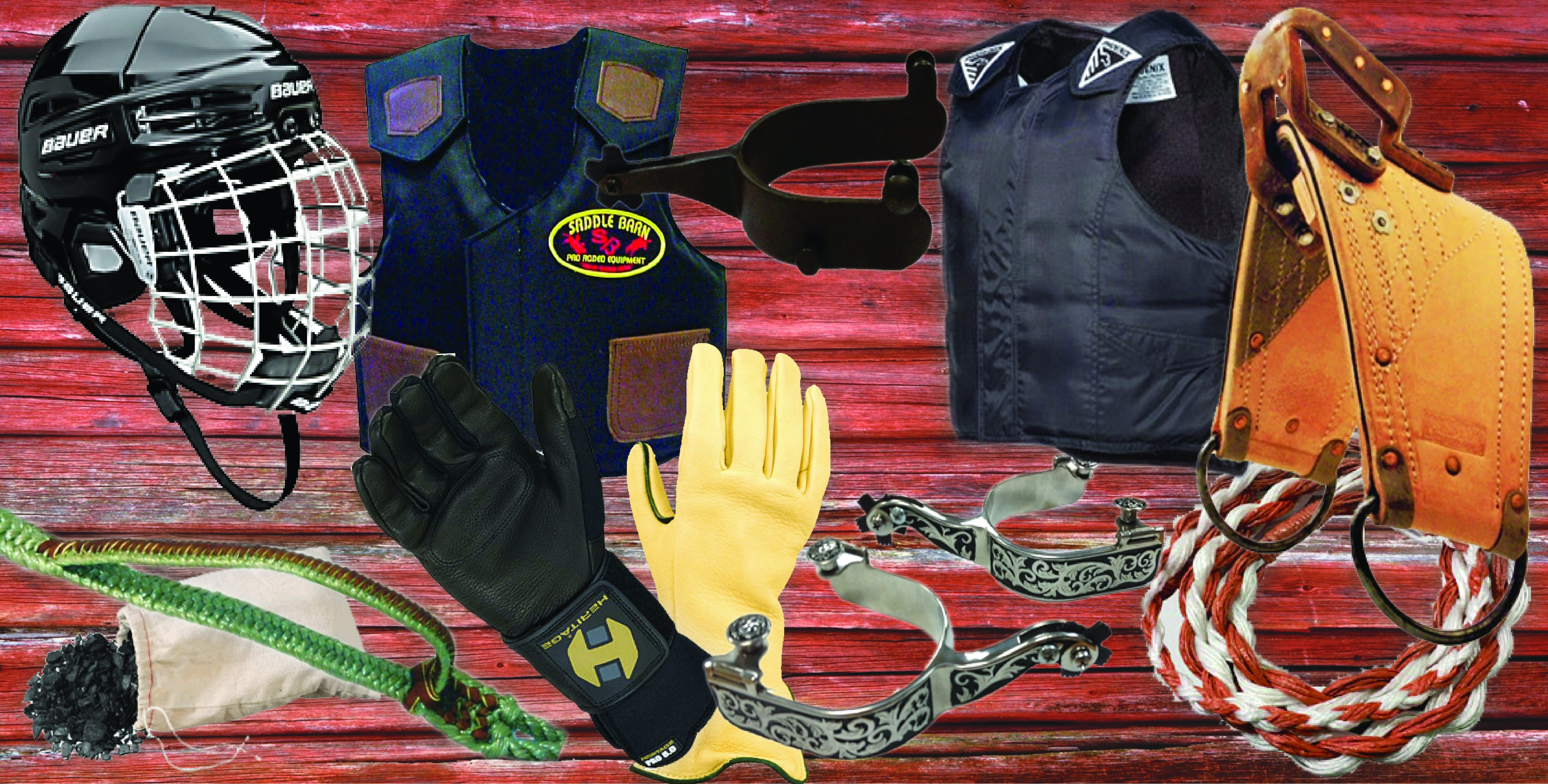 Bull Riding Gear Rodeo Supplies Rodeo Hard