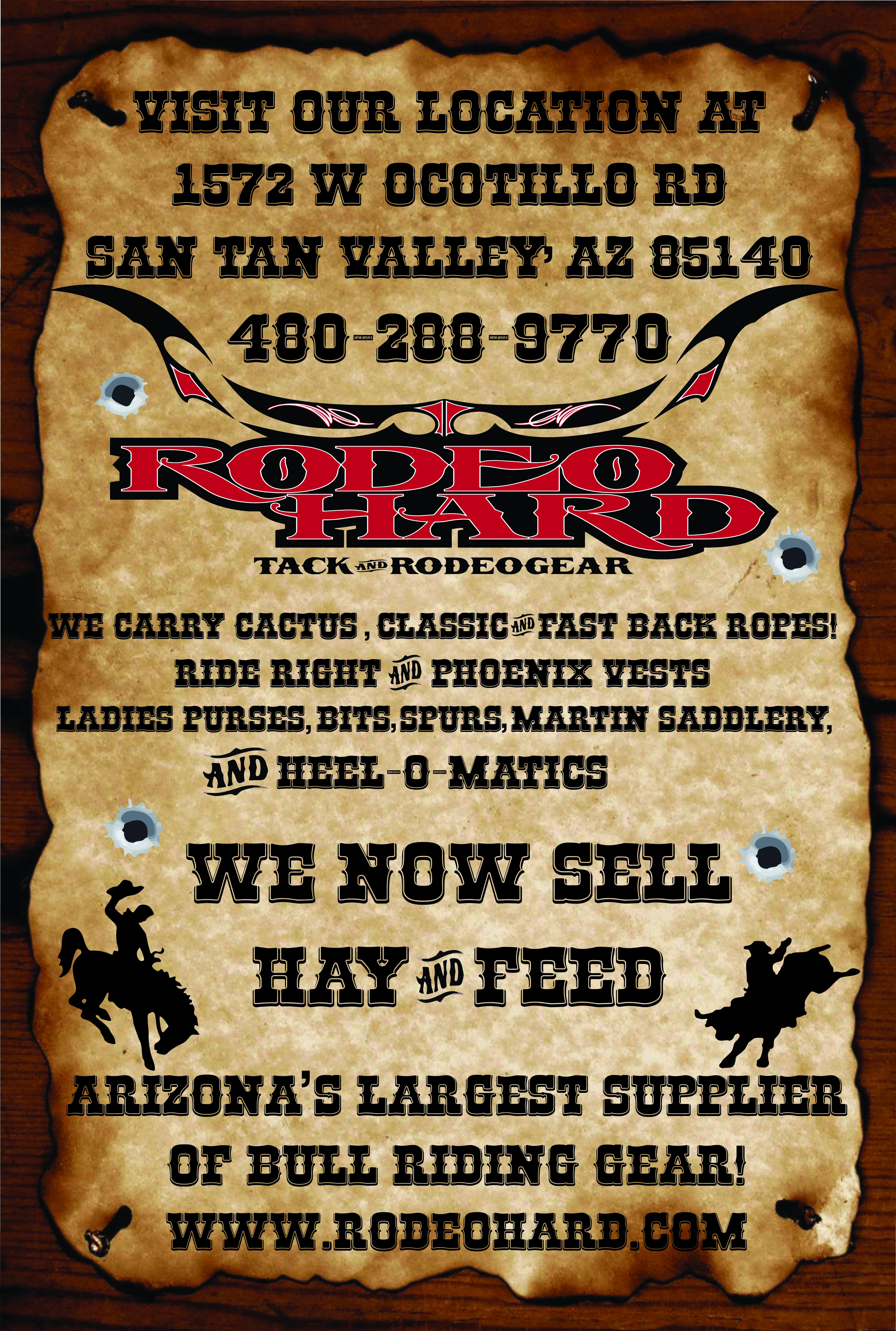 Horse Tack Roping Supplies Rodeo Gear Chaps Spurs