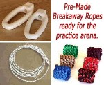 Pre-Made Breakaway Ropes - Practice Arena