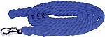 Twisted Cotton Lead Rope with Bull Snap