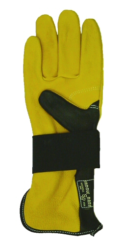 Youth Bull Riding Gloves By Saddle Barn Rodeo Supplies