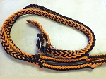 Knotted Cord Roping/Barrel Reins