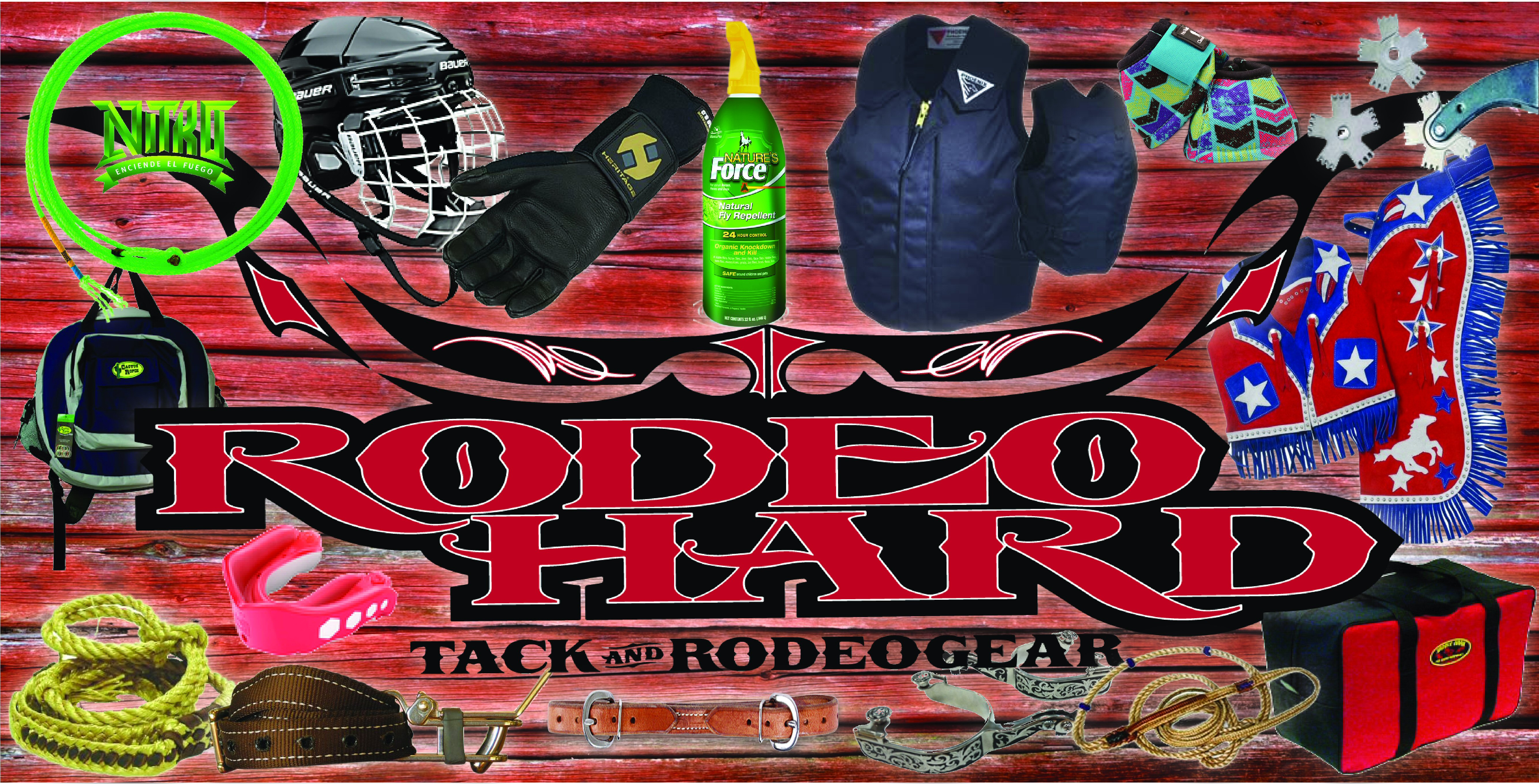 Rodeo Supplies Roping Supplies Amp Bull Riding Gear