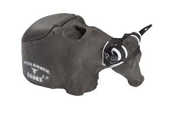 Rodeo Hard Heel O Matic Bones 2.0 Heading Roping Dummy - Improve Your Roping Skills in The Practice Pen with a More Realistic Feel