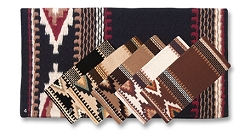 Cowtown Saddle Blanket
