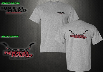 Rodeo Hard Tee Shirt