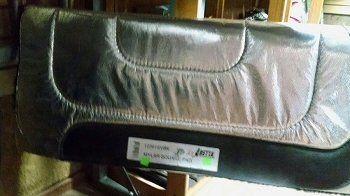 Mylar Saddle Pad