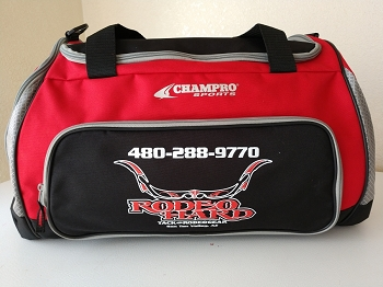 Rodeo Hard Medium Gear Bag