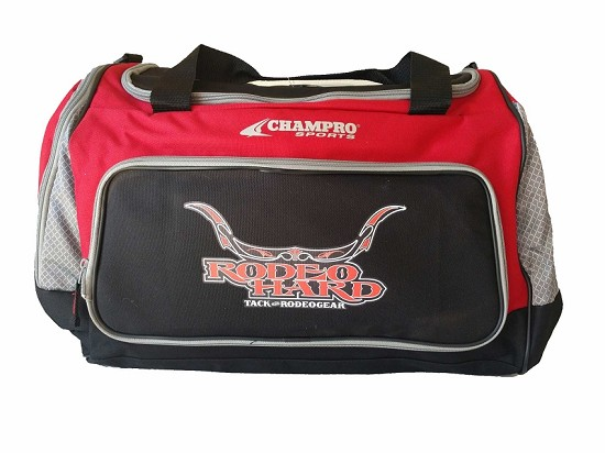 Rodeo Hard Medium Gear Bag Asst Colors