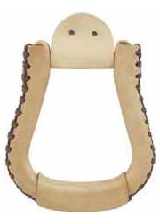 Hand Laced Contest Stirrups