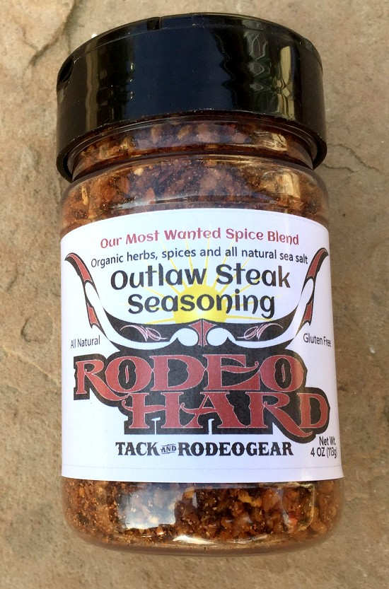 Outlaw Steak Seasoning