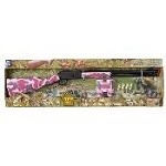 Pink Winchester Rifle
