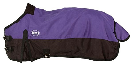 600D Waterproof Poly Foal Turnout Blanket- Medium Heavy Weight