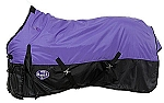 420D Waterproof Poly Turnout Blanket- Medium Light Weight