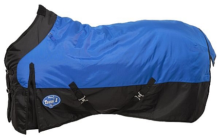 Waterproof Poly Turnout Blanket Touch 1 Polar
