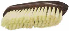 Stiff Poly Bristle Cleaning Brush