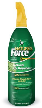 Nature's Force Fly Spray Qt by Manna Pro