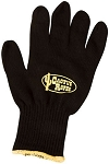Black Roping Glove - Cotton