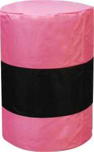 Showman™  Barrel Cover Pink and Black