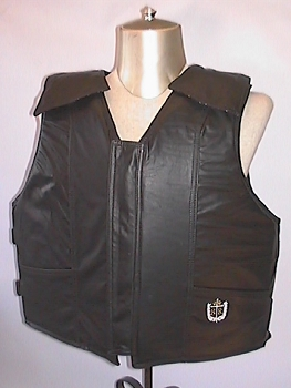 Ride Right 1200 Leather Vest