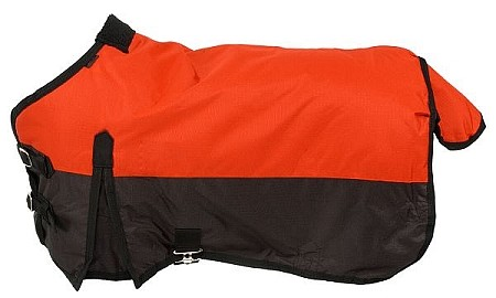 600D Waterproof Poly Miniature Turnout Blanket- Medium Heavy Weight