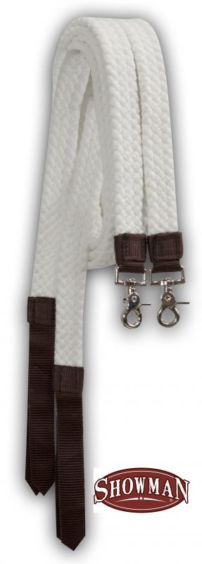 Cotton Split Reins